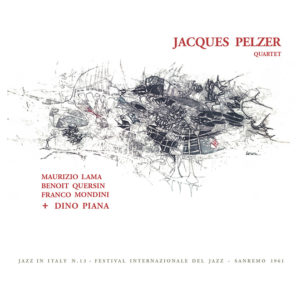Jacques Pelzer Quartet <br />JACQUES PELZER QUARTET