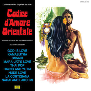Blue Marvin Orchestra <br />CODICE D'AMORE ORIENTALE