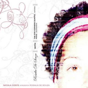 Rosalia De Souza <br />ADRIANA / SAUDOSISMO (Remixes)