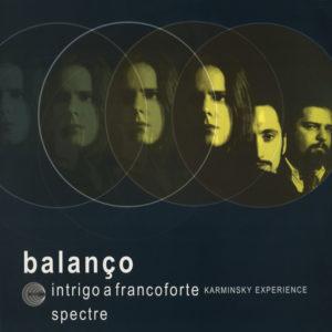 Balanço <br />INTRIGO A FRANCOFORTE (Remix) / SPECTRE