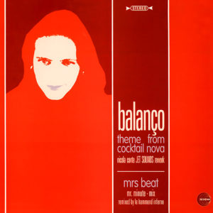 Balanço <br />THEME FROM COCKTAIL NOVA / MRS BEAT (Remixes)