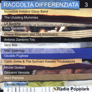 Various Artists <br />RACCOLTA DIFFERENZIATA 3