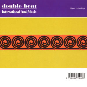 Double Beat <br />INTERNATIONAL FUNK MUSIC