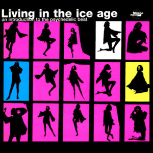 Various Artists <br />LIVING IN THE ICE AGE - An introduction to the psychedelic beat