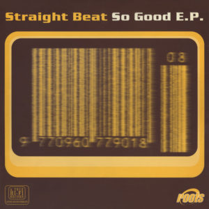 Straight Beat <br />SO GOOD E.P.