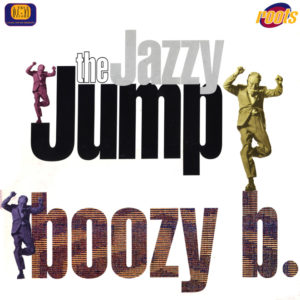 The Jazzy Jump feat. Marlon <br />BOOZY B.
